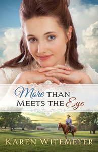 More Than Meets the Eye (#01 in A Patchwork Family Novel Series)
