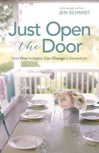 Just Open the Door