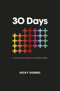 30 Days (Alpha Course)