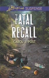 Fatal Recall (Love Inspired Suspense Series)