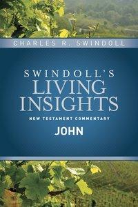 Slintc: Insights on John (Swindolls New Testment Insights Series)