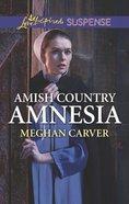 Amish Country Amnesia (Love Inspired Suspense Series)