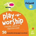 Play-Along Stories For Preschoolers (Play N Worship Series)