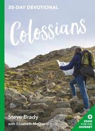 Colossians (Food For The Journey Series)