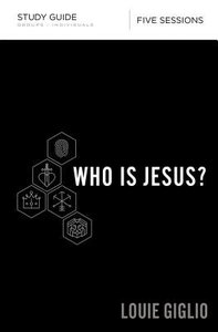Who is Jesus? (Study Guide)