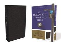 NIV Maxwell Leadership Bible Black 3rd Edition