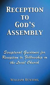 Reception to Gods Assembly