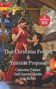 That Christmas Feeling & Yuletide Proposal (2in1 Love Inspired Series)