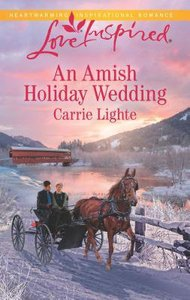 An Amish Holiday Wedding (Amish Country Courtships) (Love Inspired Series)
