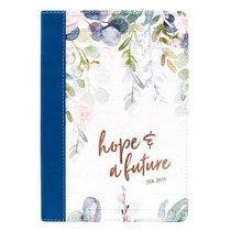 Thinline Journal: Hope & Future, Green Branches (Jer 29:11)