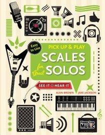Paup: Scales For Great Solos (Pick Up And Play Series)