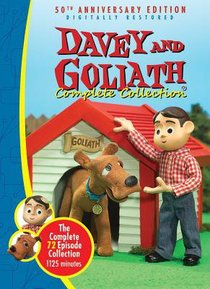 Davey and Goliath Complete Collection (50th Anniversary Ed)