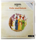 Exile and Return (Kids Leader Kit) (#06 in The Gospel Project For Kids 2015-18 Series)