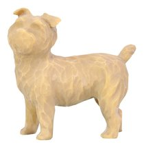 Willow Tree Figurine: Love My Dog, Brown (Small, Standing) (Love My Pets Series)