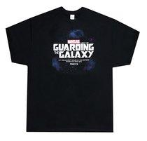 T-Shirt Guarding the Galaxy: Small Black (Psalm 91)