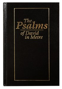 Pocket Metrical Psalms: Psalms in Metre Designed For Signing