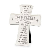 Cross: Baptized in Christ (2 Cor 5:17-18)