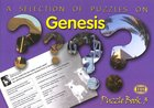 Puzzles on Genesis (#03 in Trinitarian Puzzle Book Series)