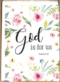 Boxed Cards: God is For Us (Romans 8:31)