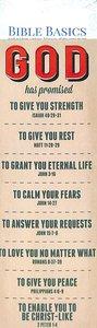 God Has Promised (10 Pack) (Bible Basics Bookmark Series)