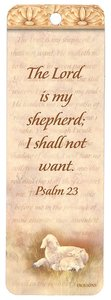 Bookmark: The Lord is My Shepherd, Psalm 23