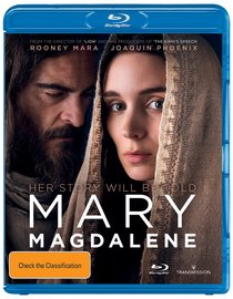Mary Magdalene (2018 Blu-ray)