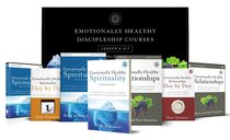 Emotionally Healthy Discipleship Courses Updated Edition (Leaders Kit)