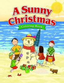 A Sunny Christmas (Ages 5-7 Reproducible) (Warner Press Colouring & Activity Books Series)