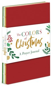 Colors of Christmas: A Prayer Journal