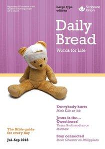 Daily Bread 2018 #03: Jul-Sep (Large Print)