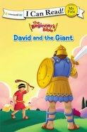 David and the Giant (My First I Can Read/beginners Bible Series)