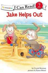 Jake Helps Out (I Can Read!2/jake Series)
