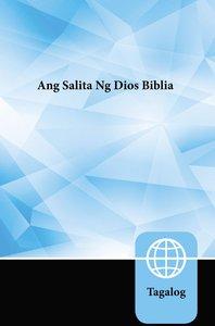 Ang Salita Ng Dios Tagalog Bible (Black Letter Edition)