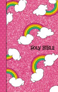 NIV Gods Rainbow Holy Bible (Black Letter Edition)