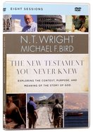 New Testament You Never Knew, the 8 Sessions (Video Study)