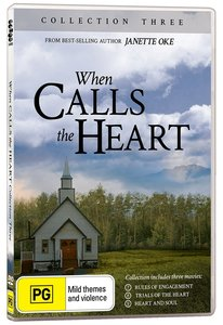 When Calls the Heart Collection #03 (3 Dvds)