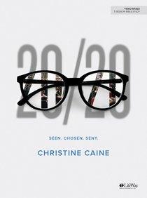 20/20: Seen. Chosen. Sent. (7 Sessions) (Bible Study Book)