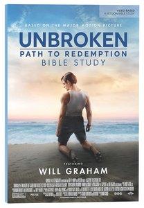 Unbroken: Path to Redemption (Bible Study Book)