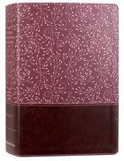 NRSV Cultural Backgrounds Study Bible Burgundy