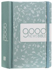 GNB Good News Bible Compact Cloth and Elastic Band Closure (Anglicised)