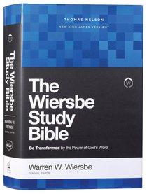 NKJV Wiersbe Study Bible