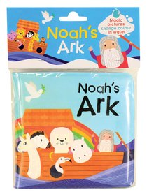 Magic Bible Bath Book: Noahs Ark
