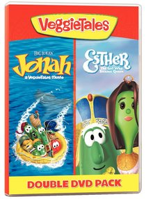 Veggie Tales: Esther & Jonah Movie Double Pack