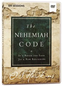 The Nehemiah Code: Its Never Too Late For a New Beginning (Video Study)