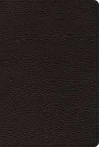 ESV Bible With Creeds and Confessions Black (Black Letter Edition)