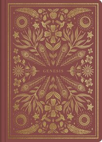ESV Illuminated Scripture Journal Genesis (Black Letter Edition)