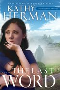 The Last Word  (Sophie Trace Trilogy Book #2) (#02 in Sophie Trace Trilogy Series)