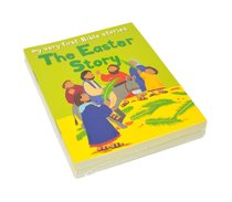 The Easter Story (Pack 10) (My Very First Bible Stories Series)