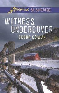 Witness Undercover (Love Inspired Suspense Series)