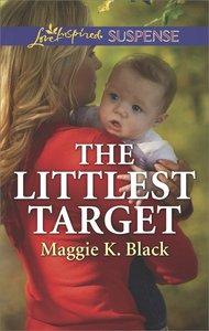 The Littlest Target (True North Heroes) (Love Inspired Suspense Series)